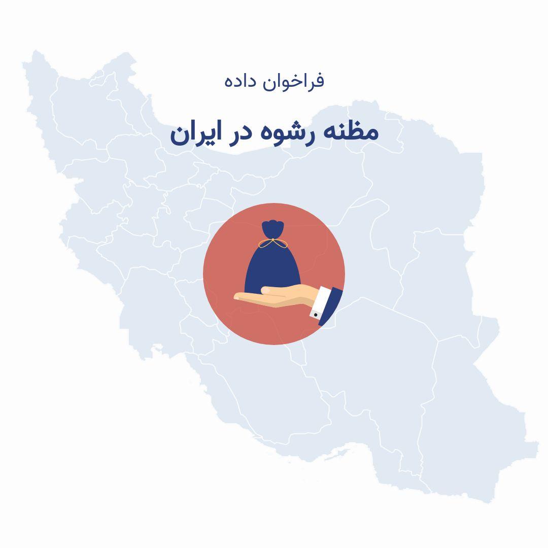 مظنه رشوه در ایران