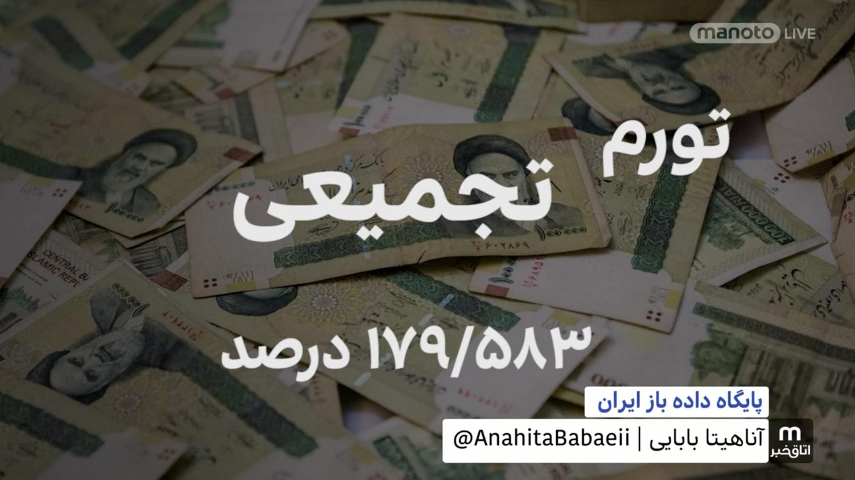 دست آورد انقلاب اسلامی: تورم ۱۸۰ هزار درصدی